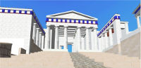 Reconstruction of the Propylaea