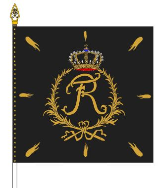 File:Prussian Garrison Regiment V Ordonnance Flag.jpg