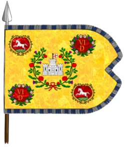 File:6th Dragoons Regimental Guidon.jpg